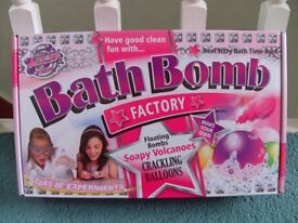 Bath Bomb Factory (BRAND NEW ITEM)
