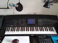 Yamaha PSR7000 Recording Section Keyboard