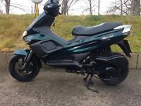 Gilera runner vxr 200 1 owner from new