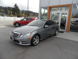 2012 Mercedes-Benz E-Class E350 BlueTEC / Premium & Launch Packa