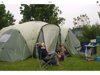 12 berth Tent Outwell Hartford XXL