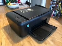HP Deskjet F2480 All-in-One printer + cables
