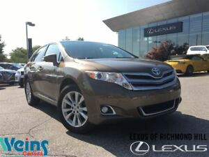 2013 Toyota Venza AWD/LEATHER/ROOF/CAMERA