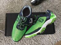 Junior Footjoy, size 3 golf shoes