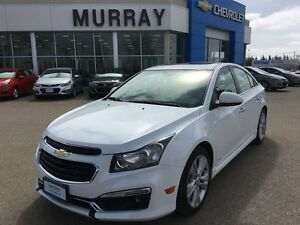 2016 Chevrolet Cruze LTZ RS *Nav* *Blind Side* *Backup Cam* *Hea