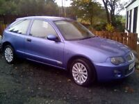 2005 Rover 25 LOW MILEAGE, SERVICE HISTORY, EXCELLENT CONDITION