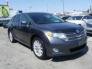 2010 Toyota Venza AWD|TOURING|LEATHER|B.CAMERA|PANO-ROOF