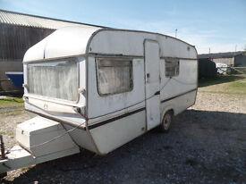 Ace 4 berth caravan. Spares or repair