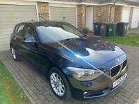 2012 BMW 1 SERIES 118D SE