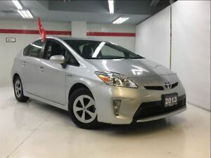 2013 Toyota Prius envirofriendly/btooth/bcam/push bttn/alloys/