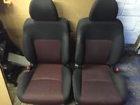 HONDA CIVIC 2001-2005 EP2 SEATS WITH AIRBAG & RUNNERS