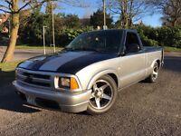 Chevrolet Gmc S10 sonoma American pickup truck chevy