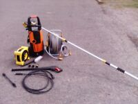 Vax power wash plus hose and cable