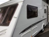 2008 Elddis Avante 544 (Fixed Bed, End Washroom)