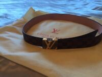 Brand new belt