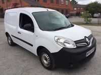 Renault kangoo van 2015 65 1.5 dci eco 1 company owned drives excellent cheap to run no vat