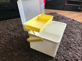 Changing Box Yellow Mothercare