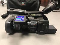 Sony EX1R HD SXS Camera