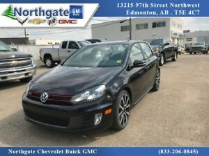 2013 Volkswagen Golf GTI Leather, Sunroof, Automatic, Black on B