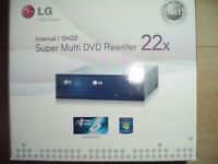 LG Internal DVD Rewriter