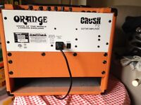 Orange Crush 35LDX Amplifier
