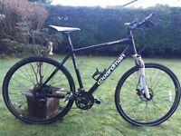Boardman Men's hybrid bike - Repair