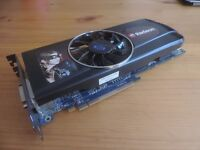 Radeon HD5830 Graphics Card PCI-E 1GB DDR5
