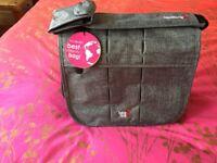 Brand new baba bing change bag (with tags)