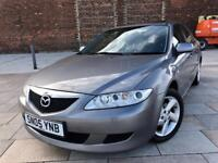 2005 / MAZDA 6 / AUTOMATIC / ELECTRIC WINDOWS / CD SYSTEM / FULL MOT .