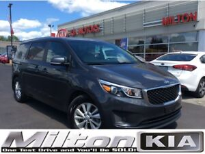 2018 Kia Sedona LX+ | BLUETOOTH | POWER DOORS | HEATED SEATS