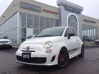 2013 Fiat 500 Abarth - 1Owner !