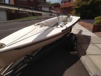 Hobie 405 Sailing dinghy for sale