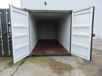 20ft Shipping Containers to Rent for Storage in Bicester (OX26)