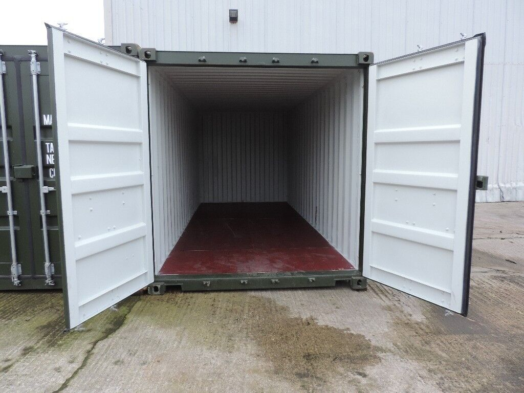 SECURE STORAGE CONTAINERS for rent Bicester OX26 in Bicester