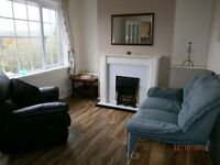 Two bedroom flat for let in Dundonald.