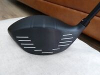 Ping i25 Driver 9.5 (adjustable) loft, regular shaft, unwanted gift immaculate condition.