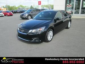 Honda Accord Sedan EX-L 2015 CVT