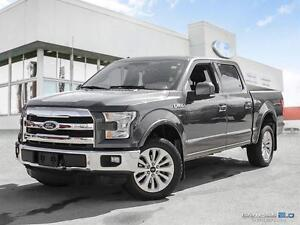 2015 Ford F-150 $292 b/w | Lariat | Leather Seats | Navigation |