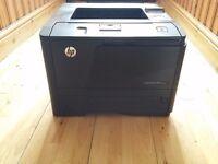 HP LaserJet Pro 400 M401dne - printer - monochrome - laser Series