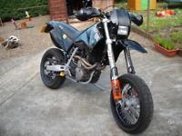 KTM LC 640