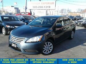 2013 Nissan Sentra Auto All Pwr/B.tooth&GPS*$39wkly