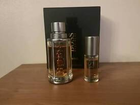 Hugo boss the scent gift set