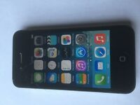iPhone 4 32gb (cracked screen works fine)