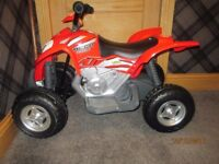 kids electric quad bike age 3-6 years