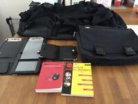 Protec Kit bag & accessories