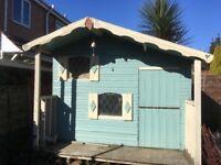 Children outdoor summer house