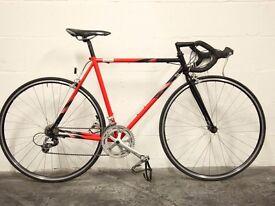 Vintage Men's & Ladies Classic 80s & 90s RALEIGH & PEUGEOT Racing Road Bikes - Restored w/ New Parts