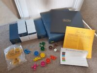 Trivial Pursuit original Genius Edition board game