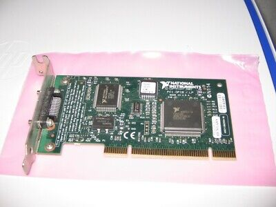 National Instruments Ni Pci-gpiblp Interface Adapter Card Low Profile