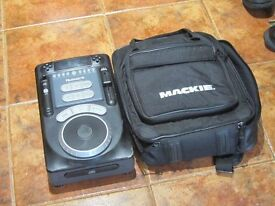 NUMARK CD DECK with Bag
